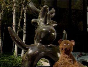 BabyBear.statue