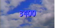 Episode 3400