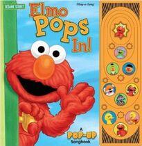 Elmo Pops In!