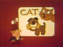 Cat toon2