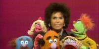 Celebrities who recited the Alphabet on Sesame Street