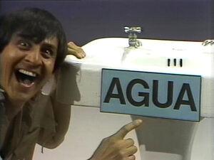 Luis-agua