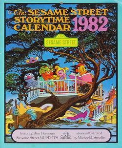 Calendar.sesame1982-storybook