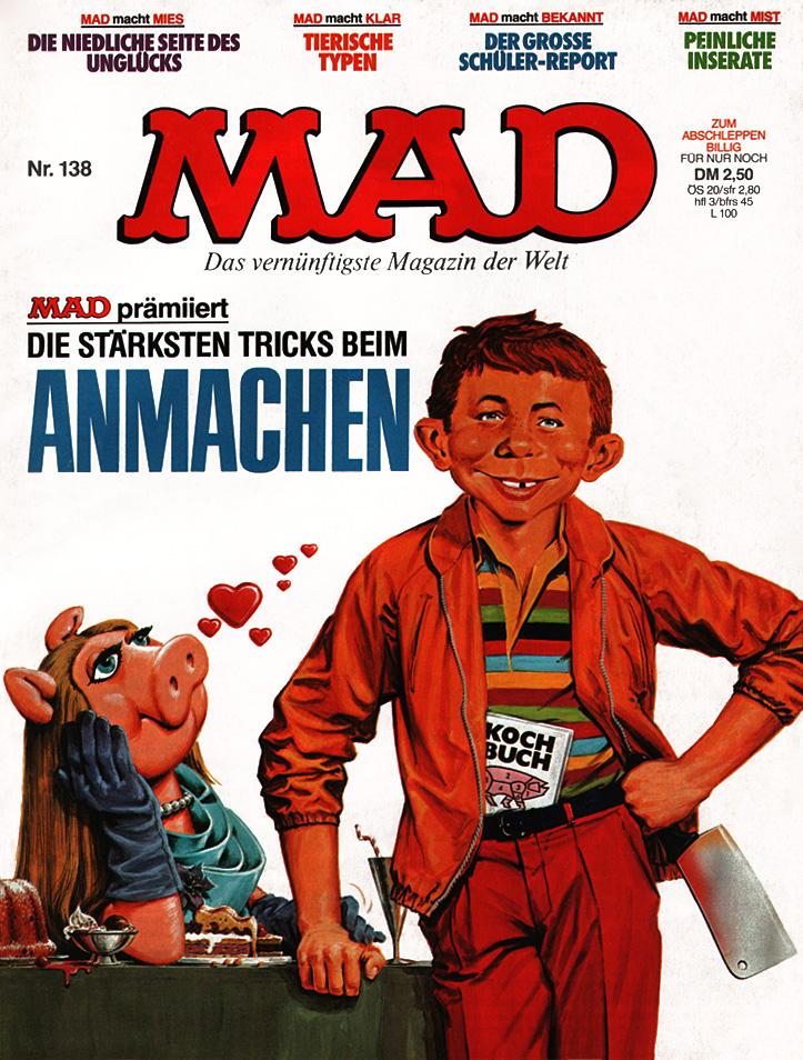 Mad (magazine) | Muppet Wiki | Fandom powered by Wikia