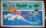 Martex 1980 piggy waterski towel