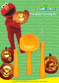 Paper magic group sesame pumpkin carving kit 2011