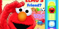 Where Is Elmo's Friend?