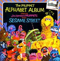 The Muppet Alphabet Album