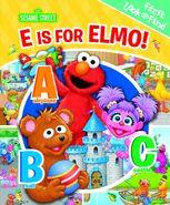 E is for Elmo