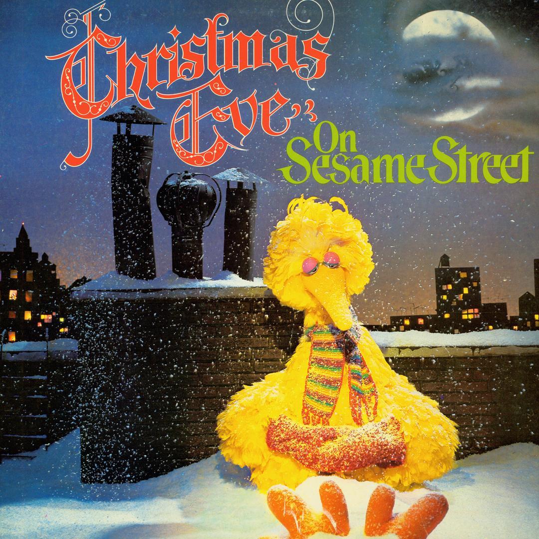 Christmas Eve on Sesame Street (album) | Muppet Wiki | FANDOM ...
