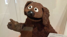 Center for Puppetry Arts - Original Rowlf