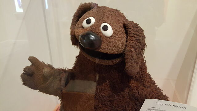 File:Center for Puppetry Arts - Original Rowlf.jpg
