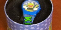 Muppet watches (Giftco)