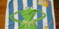 Muppet towels (Martex)
