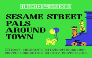 Sesame Street Pals Around Town 1