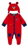 Pancoat toddler elmo