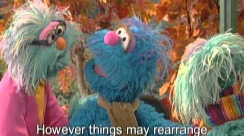 Sesame Street Changes Song