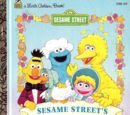 Sesame Street's Mother Goose Rhymes