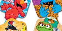 Sesame Street keys