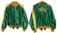 Stormin norman 1978 cast and crew gift muppet show replica of scooter's jacket