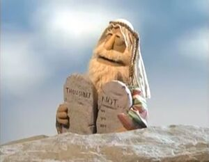 Moses Muppet