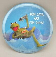 Sundays button