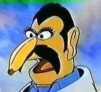 Banananose-animated