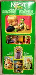 Fisher-price dress-up muppet doll kermit 3