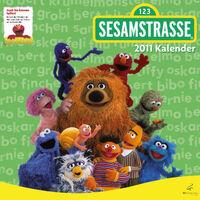 Sesamstrasse 2011 calendar