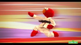 Elmo the Musical#karate