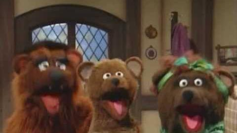Sesame Street Bears, Bears, Bears