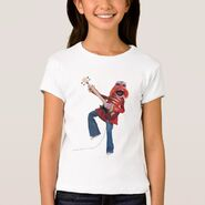 Zazzle floyd guitar shirt