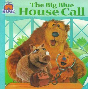 Book.The Big Blue House Call