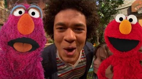 Sesame Street What rhymes with Mando?
