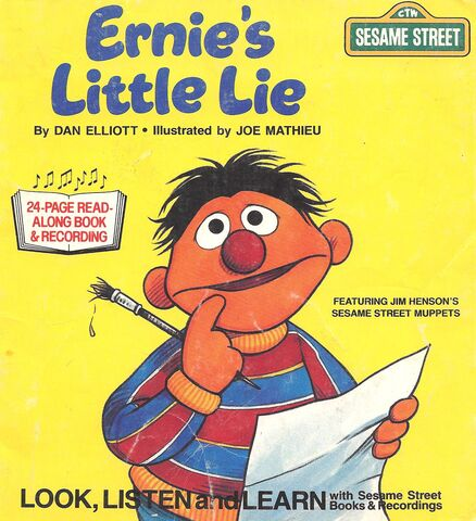 File:Ernie's Little Lie book and record set.JPG