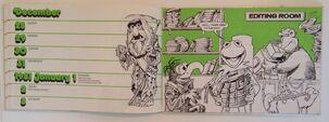 Muppet Diary 1980 - 33