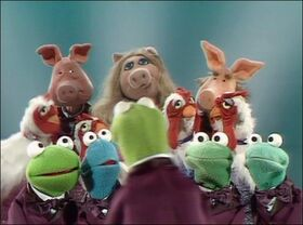 Muppet Glee Club