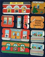 Sesame Street American Bricks 05 detail