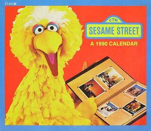Calendar.sesame1990