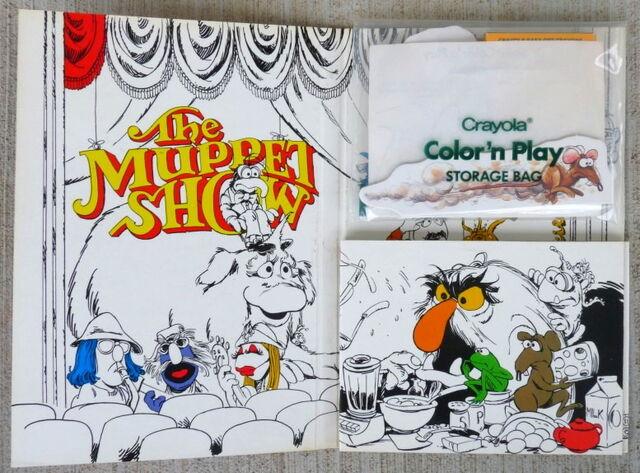 File:Crayola 1982 color 'n play muppet show set 2.jpg