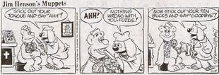 The Muppets comic strip 1982-05-13