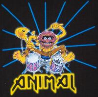 Animaldrumsshirt