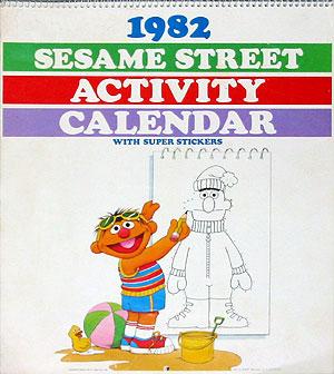 Calendar.sesame1982