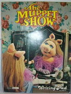Uk hestair muppet stationery writing pad