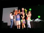 D23 puppeteer demo wide shot