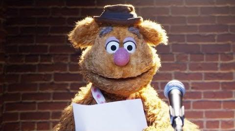 Fozzie's Bear-ly Funny Fridays 21 Fozzie Bear Jokes The Muppets