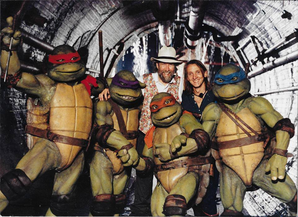 Image result for jim henson teenage mutant ninja turtles