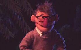 Woody Muppet