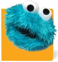 Furry Faces: Cookie Monster