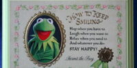 Muppet plaques